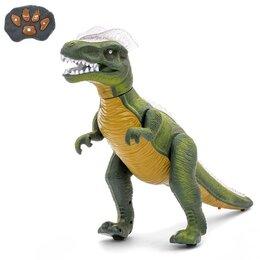 """Игровые наборы и фигурки - Динозавр радиоуправляемый """"T-Rex"""", арт. ТТ348, 0"""