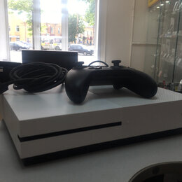 Игры для приставок и ПК - Приставка Xbox One S 1 ТБ, 0