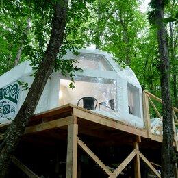 Готовые строения - Глэмпинг, шатер для глэмпинга, 0