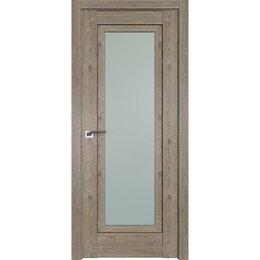 Межкомнатные двери - Дверь межкомнатная Profil Doors 2.86XN Каштан темный - со стеклом, 0