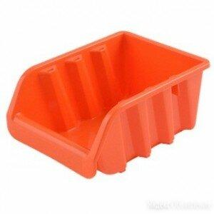 Лоток (ящик) для метизов 24,5*17*12,5см, оранжевый ПЦ3741ОР Blocker по цене 142₽ - Аксессуары и запчасти, фото 0
