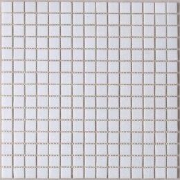 Мозаика - Мозаика Tessare 32,7х32,7х0,4см стекломасса белый шт(LS04), 0