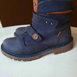 Ботинки - Ботинки утепленные. р.32, 0