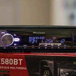 Автоэлектроника и комплектующие - Магнитола пионер deh-x5900bt, 0