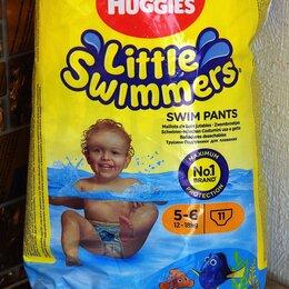 Подгузники - Трусики-подгузники для плавания Huggies (р.5-6), 0