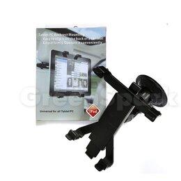 Аксессуары - Авто-держатель 12 на кронштейне на стекло для планшетов/навигаторов, 0