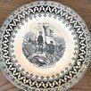 три тарелки Франция 1854-1855 г Малахов курган по цене 5900₽ - Посуда, фото 4
