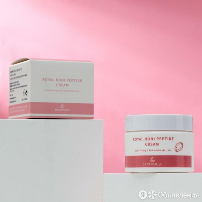 Укрепляющий крем для лица The Skin House, с пептидами и экстрактом нони, 50 мл по цене 1315₽ - Увлажнение и питание, фото 0