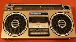 Музыкальные центры,  магнитофоны, магнитолы - Магнитола Panasonic RX-5045F - В РЕЗЕРВЕ до 20…, 0