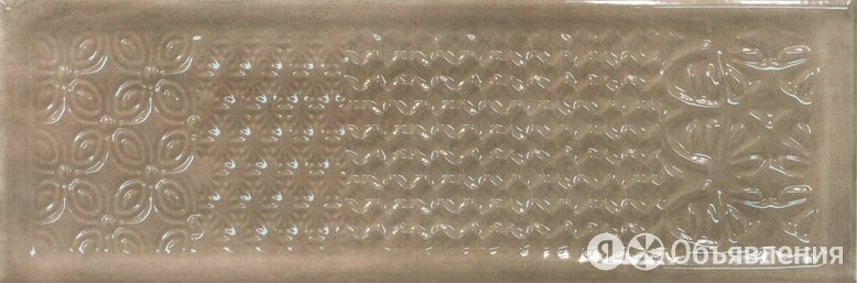 Плитка Cifre Ceramica Rev.Decor Titan Vison 10x30.5 настенная по цене 3250₽ - Плитка из керамогранита, фото 0