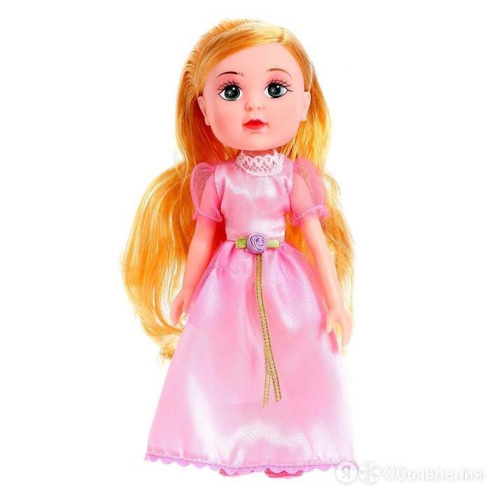 Кукла классическая 'Принцесса' в платье, МИКС по цене 503₽ - Куклы и пупсы, фото 0