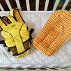 Детская кроватка  кремового цвета б/у по цене 6000₽ - Кроватки, фото 5
