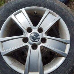 Шины, диски и комплектующие - 4 литых диска R15 5х112 Volkswagen Skoda Audi Mercedes BMW, 0