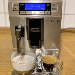 Кофеварки и кофемашины - Кофемашина PrimaDonna XS ETAM 36.366 MB пробег 7500, 0