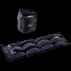Утяжелители WT-401 2 кг, темно-серый, Starfit по цене 925₽ - Защита и экипировка, фото 0
