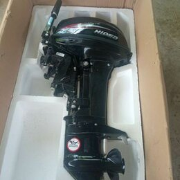Двигатель и комплектующие  - Мотор hidea hd9.9fhs pro 20л.с., 0