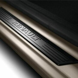 Интерьер  - Накладки на пороги Renault, 0