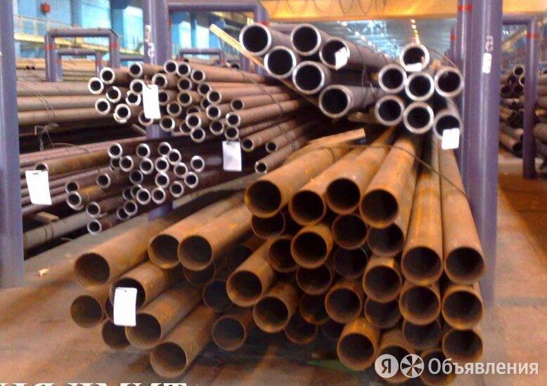 Труба бесшовная 194х32 мм ст. 20 ГОСТ 8732-78 по цене 48735₽ - Металлопрокат, фото 0