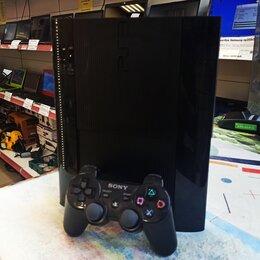 Игровые приставки - Игровая приставка Sony PlayStation 3 SuperSlim 500gb, 0