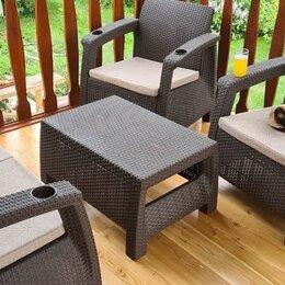 Комплекты садовой мебели - Мебель yalta из искусственного ротанга, 0