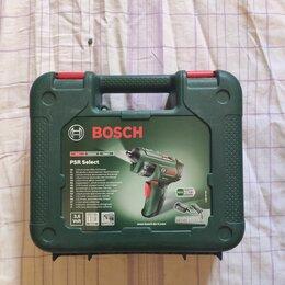 Шуруповерты - Шуруповерт Bosch PSR Select барабан 12 бит, 0