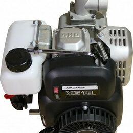 Мотопомпы - Мотопомпа бензиновая ZONGSHEN XG 15 для слабозагрязненной воды [1T90SXG15], 0