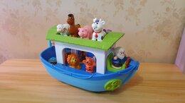 Развивающие игрушки - Музыкальная игрушка Ноев ковчег Корабль…, 0