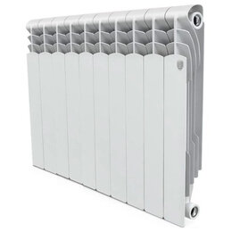 Радиаторы - Радиатор биметаллический 500х80 8 секций Revolution-2.0. Royal Thermo, 0