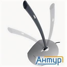 Дисплеи и тачскрины - A4tech Mi-10,  Black (Микрофон Jack 3.5мм, черный , 100 - 9000 Гц,  75 дБ), 0