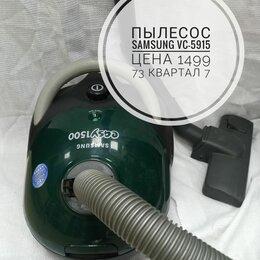 Пылесосы - Пылесос самсунг vc20m251awb комплектация, 0