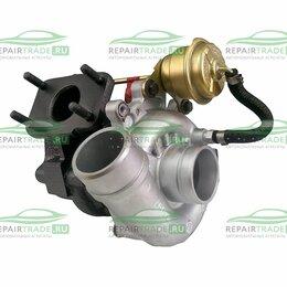 Двигатель и комплектующие - Турбокомпрессор BorgWarner для FIAT/,IVECO nr-140321/1(восстановитель КТСервис), 0