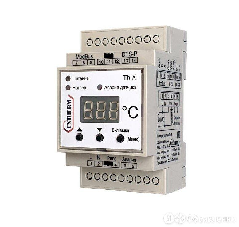 Термостат универсальный одноканальный для управления системами электрооб... по цене 6328₽ - Аксессуары и запчасти, фото 0