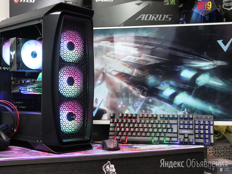 Игровой ПК i5-6500 GTX 1060 3GB 8GB RAM 120 GB RNDM б.у. по цене 34750₽ - Настольные компьютеры, фото 0