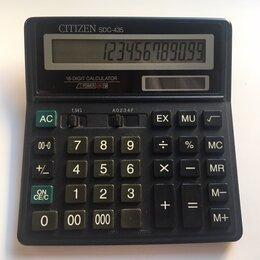 Калькуляторы - Калькулятор Citizen SDC-435, 0