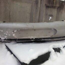 Кузовные запчасти - Задний бампер бу ВАЗ 2110 в сборе, 0