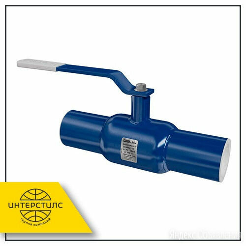 Кран шаровой приварной 09г2с Ду 125/100 Ру 25 под электропривод по цене 8744₽ - Запорная арматура, фото 0