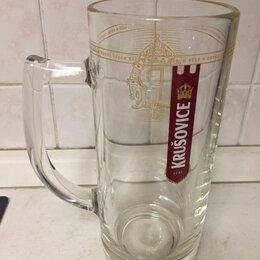 Бокалы и стаканы - Набор КРУЖКА ПИВНАЯ 500МЛ Крушовице, 0
