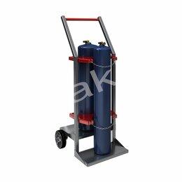 Оборудование для транспортировки - Тележка для газовых баллонов КРОН-ТГБ-02, 0