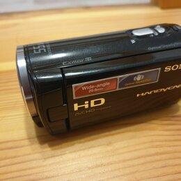 Видеокамеры - Видеокамера Full HD Sony HDR CX260E, 0