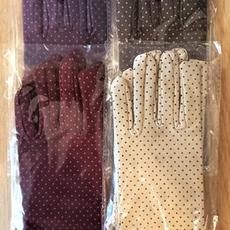 Перчатки и варежки - Перчатки женские летние, 0