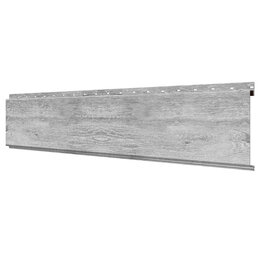 Стеновые панели - Линеарная потолочно-стеновая панель ГЛАДКАЯ Ясень Printech Корея, 0