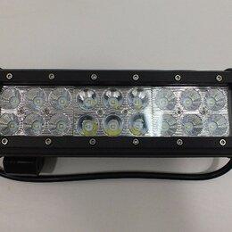 Блоки питания - 2 С Фара светодиодная 54W 18 диодов по 3Вт, дальний свет, 0