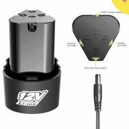 Аккумуляторы и зарядные устройства - Аккумулятор литий-ионный для шуруповерта 12v , 0