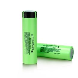 Аккумуляторные батареи - Аккумуляторные батареи NCR18650B, 0