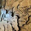 Карта мира на стену, карта мира из дерева  по цене 19500₽ - Гравюры, литографии, карты, фото 7