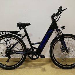 Двигатель и топливная система  - Электровелосипед Pioneer Swift Black, 0