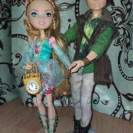 Куклы и пупсы - Куклы эвер афтер хай эшли и хантер, 0