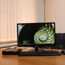 Настольные компьютеры - Неттоп Lenovo ThinkCentre Core i3 / 4Gb / 500Gb, 0