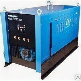Аксессуары и комплектующие - Автономный дизельный сварочный агрегат (САГ) АДД - 2x2502, 0