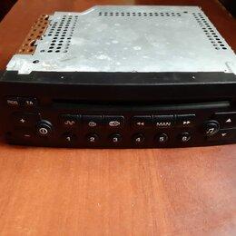 Музыкальные центры,  магнитофоны, магнитолы - Штатная магнитола peugeot 206, 0